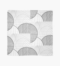 circles with lines Scarf