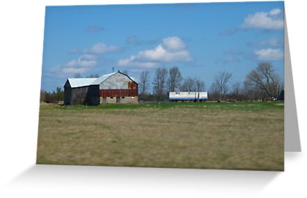 Ontario scene by MarianBendeth