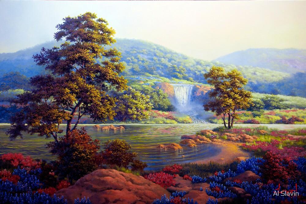 The Earth Renewed by Al Slavin