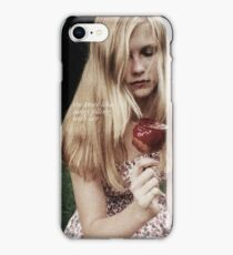 trees like lungs iPhone Case/Skin