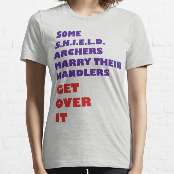 Archers Marry Their Handlers Essential T-Shirt