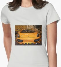 My Favorite Car Womens Fitted T-Shirt