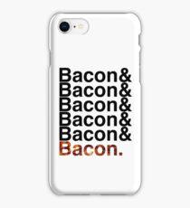 Bacon& iPhone Case/Skin