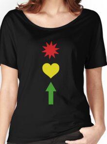 Traffic Iight  Women's Relaxed Fit T-Shirt