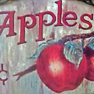 Apples by PeggySue3