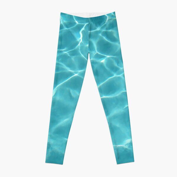 Yoga Pants Olympic Swimming Pool Underwater Leggings
