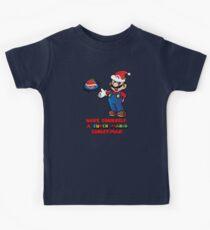Super Mario Christmas Kids Clothes