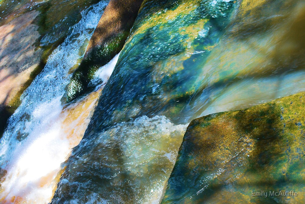 Smooth Running Water by Emily McAuliffe