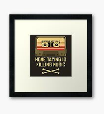 Guardians of the Music Industry Framed Print