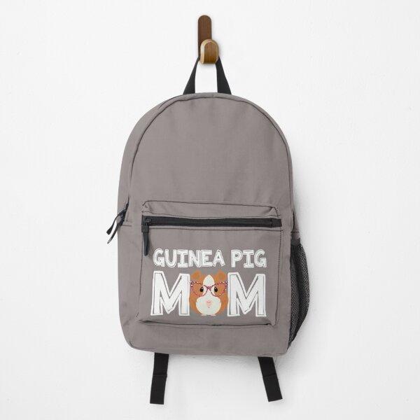 Guinea Pig Mom Mommy Mother  Gift Idea,funny Guinea Pig Backpack