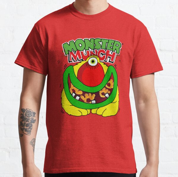 Monster Munch PICKLED ONION Classic T-Shirt