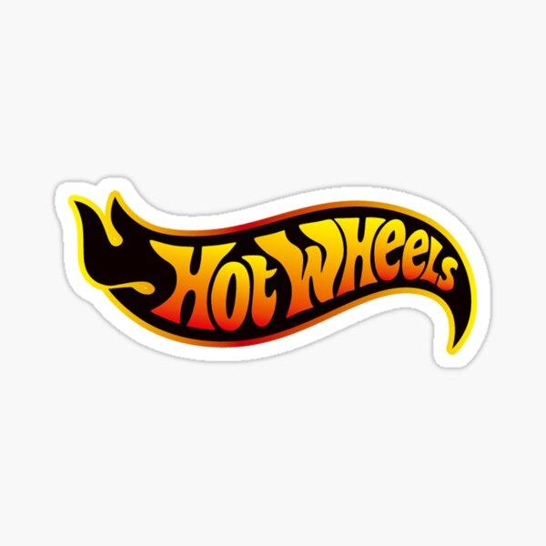 It is great wheels, it is hot wheels!  Sticker