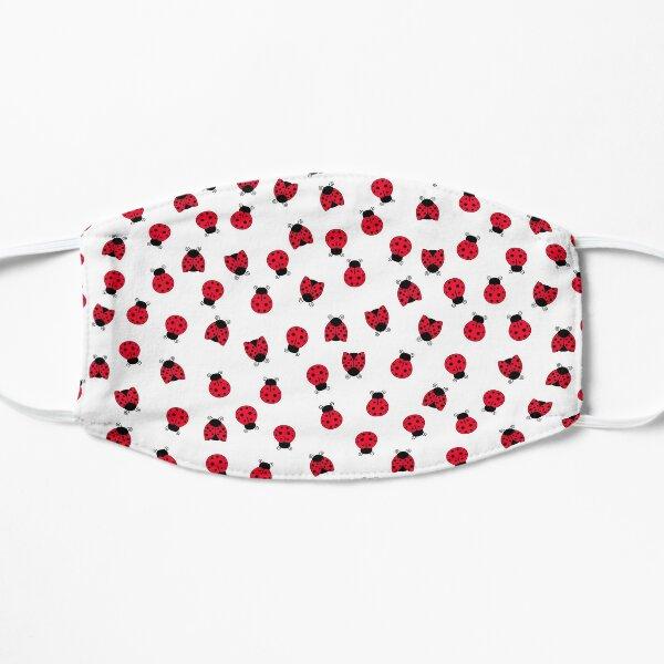 Ladybug Picnic Flat Mask