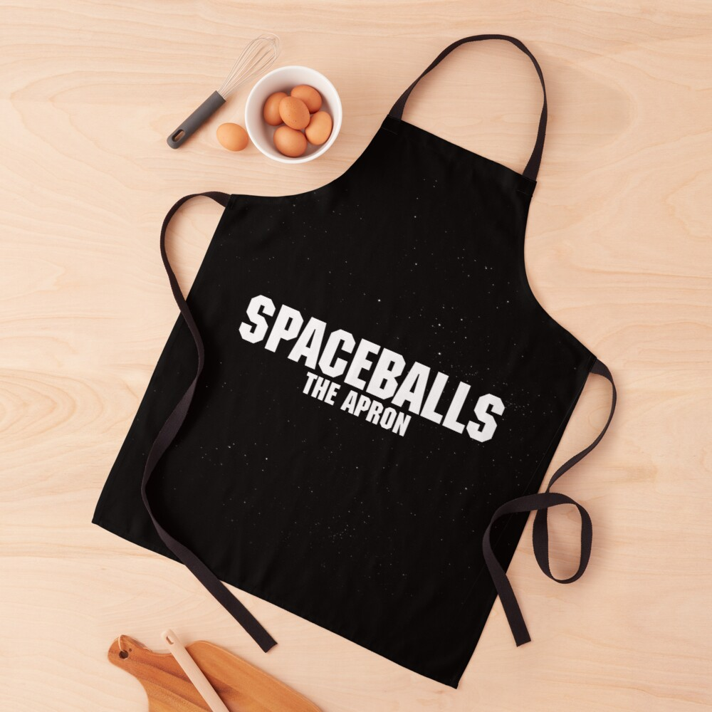 Spaceballs - The Merchandise Apron
