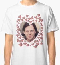 heart shaped jeff mangum  Classic T-Shirt