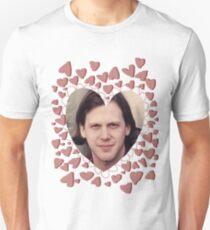 heart shaped jeff mangum  T-Shirt