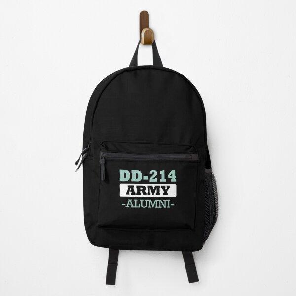 DD214 Alumni design Backpack