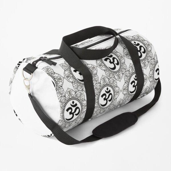 OM artwork Duffle Bag