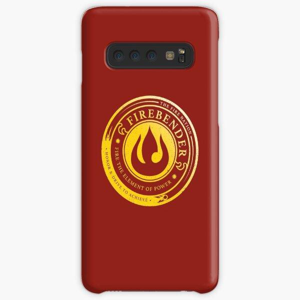 Firebender Symbol: Avatar-Inspired Design v2 Samsung Galaxy Snap Case
