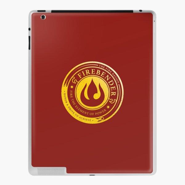 ATLA Firebender Symbol: Avatar-Inspired Design iPad Skin