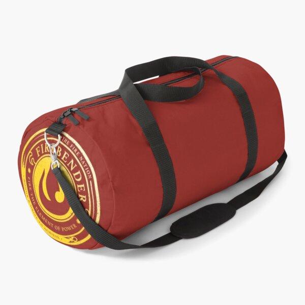 ATLA Firebender Symbol: Avatar-Inspired Design Duffle Bag