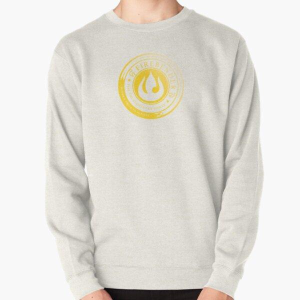ATLA Firebender Symbol: Avatar-Inspired Design Pullover Sweatshirt