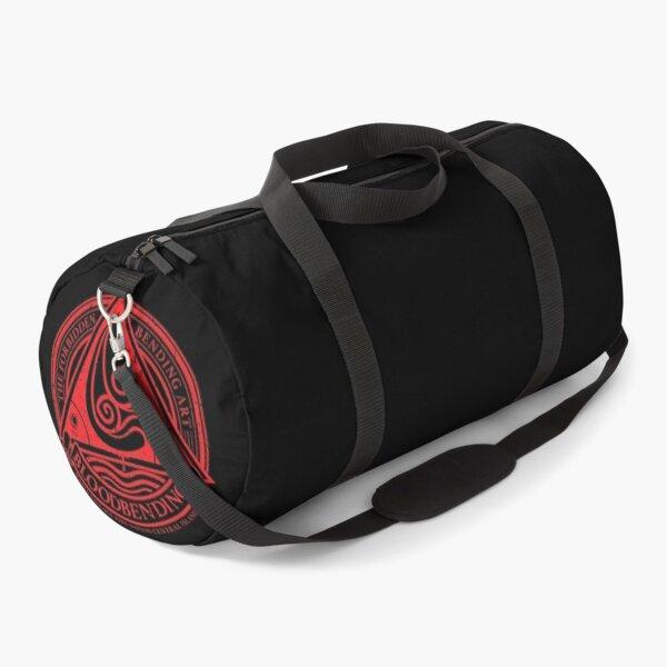 ATLA Bloodbending, Avatar The Last Airbender-Inspired Design Duffle Bag