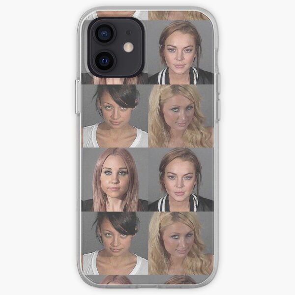 ICONIC MUGSHOTS iPhone Soft Case