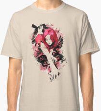 Redheaded Corset Classic T-Shirt