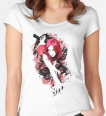 Redheaded Corset Women's Fitted Scoop T-Shirt