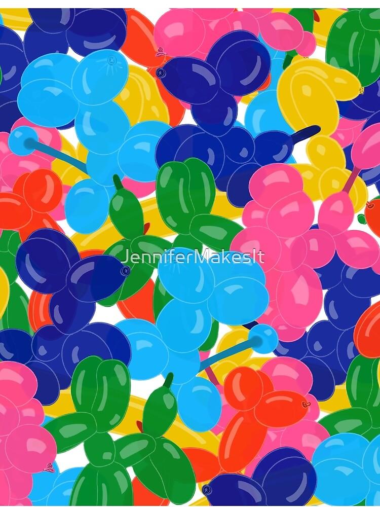 Balloon Dogapalooza by JenniferMakesIt