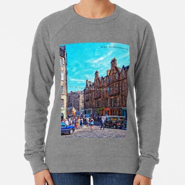 Royal Mile Edinburgh Lightweight Sweatshirt