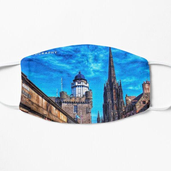 Royal Mile Edinburgh Flat Mask