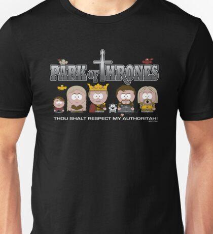 Park of Thrones Unisex T-Shirt