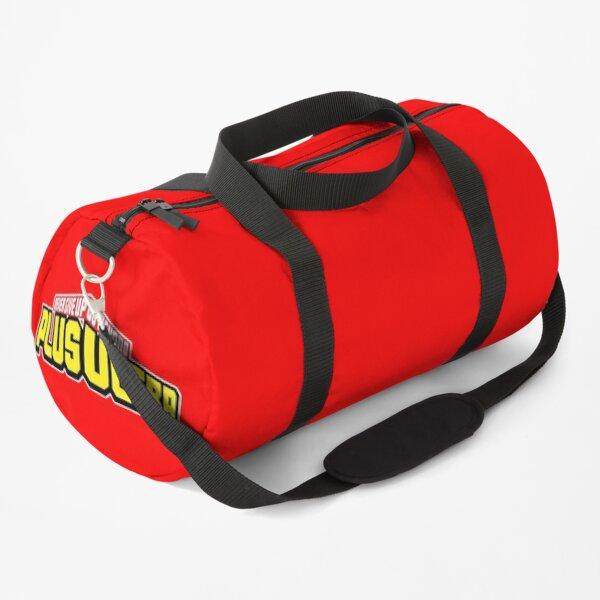 My Hero Academia PLUS ULTRA! Never Give Up (Boku No Hero Academia) Duffle Bag