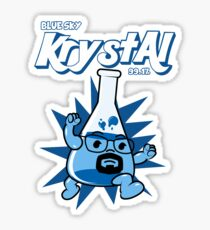 Krystal  Sticker