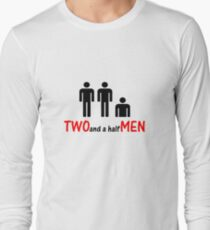 Two and a half Men Long Sleeve T-Shirt