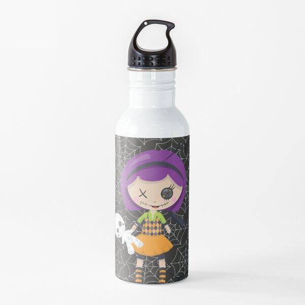 Violet Voodoo Water Bottle