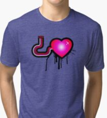 Love Pump Tri-blend T-Shirt