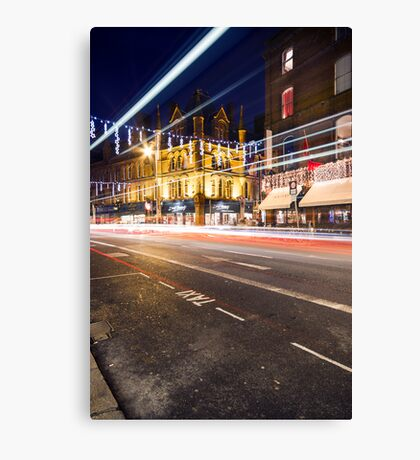 George St, Dublin Canvas Print