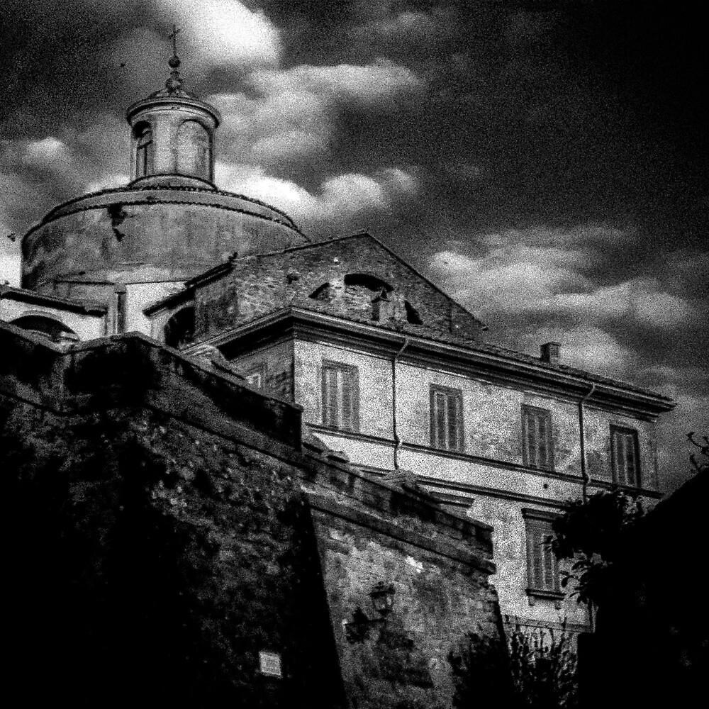 Chiesa dei Santi Martiri, Tuscania by Marco Borzacconi
