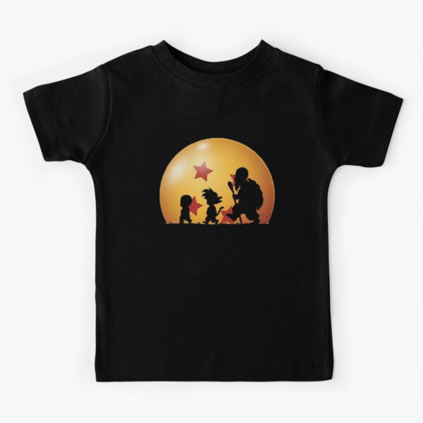 Dragon Ball Z: la marche T-shirt enfant