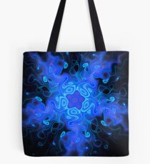 The Starry Blue Tote Bag