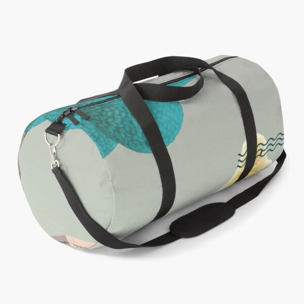 Chicky and the Sesame Ball Duffle Bag