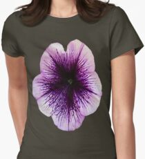 The Petunia's Lavender Veins T-Shirt