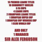 Alex Ferguson Titles by tappers24