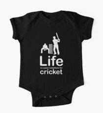 Cricket v Life - Carbon Fibre Finish Kids Clothes