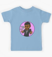 Tom Haverford Parks and Recreation Kids Clothes