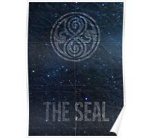 The Seal - Dark Poster