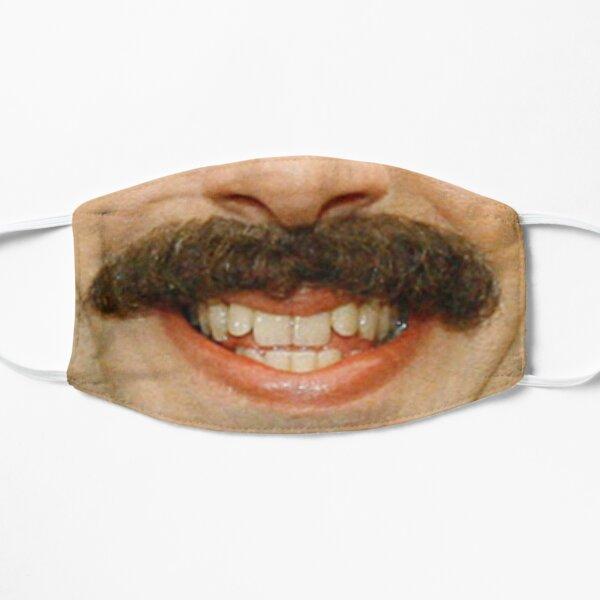 Borat Face Mask Flat Mask